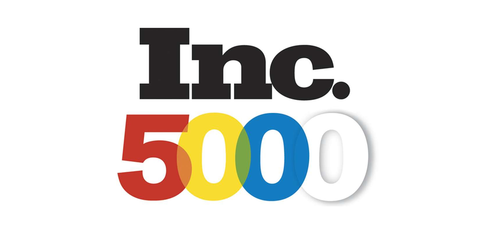 2020 - Inc 5000 - Ranked #3404 - America's Fastest-Growing Private Companies
