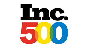 2007 - Inc. 5000 - Ranked #4,221 - America's Fastest - Growing Companies